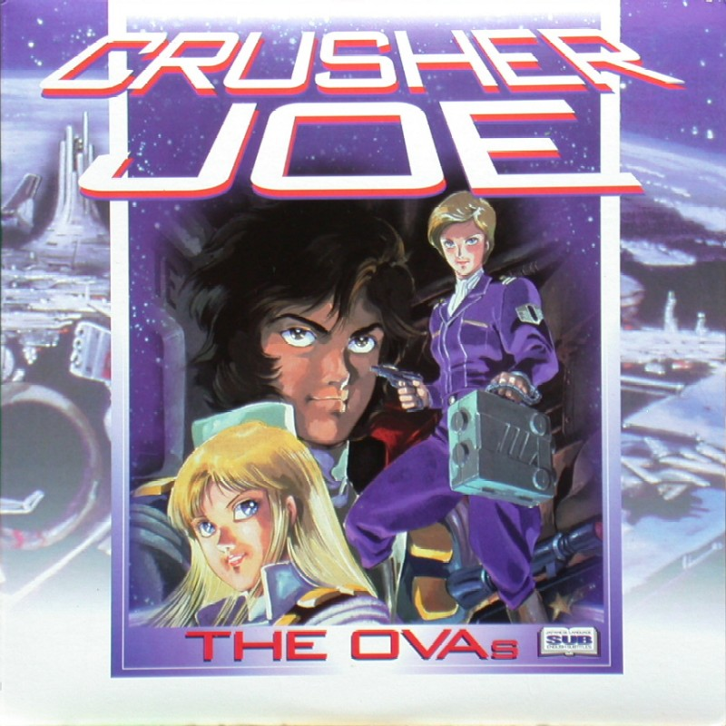 Crusher Joe OVAs: Front