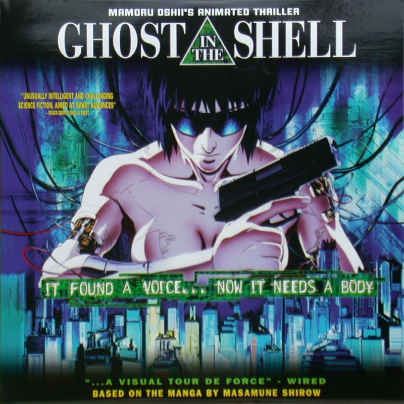 Ghost In The Shell: Front